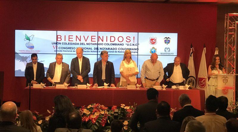 Congreso de Notarios 2018 - Bogotá